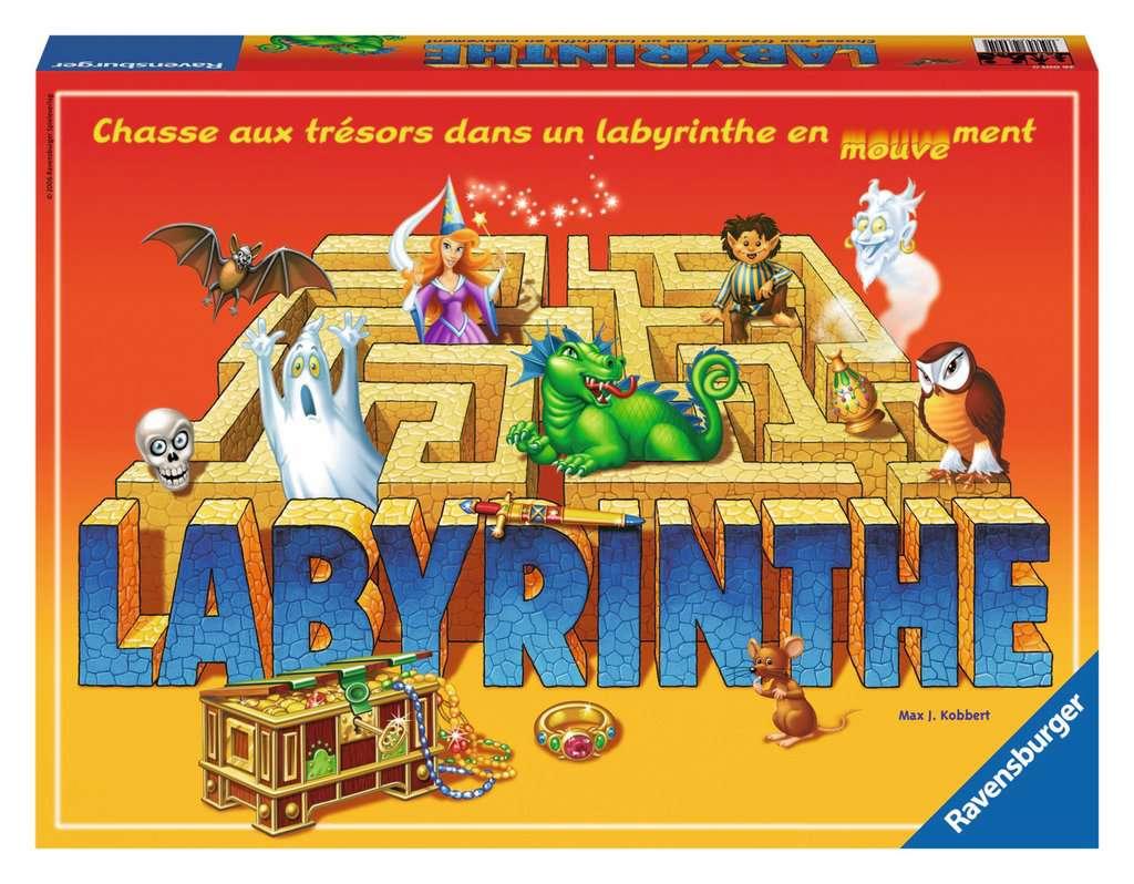 Labyrinthe | Jeux Pour La Famille | Jeux | Produits | Ca-Fr pour Jeux De Labyrinthe Gratuit