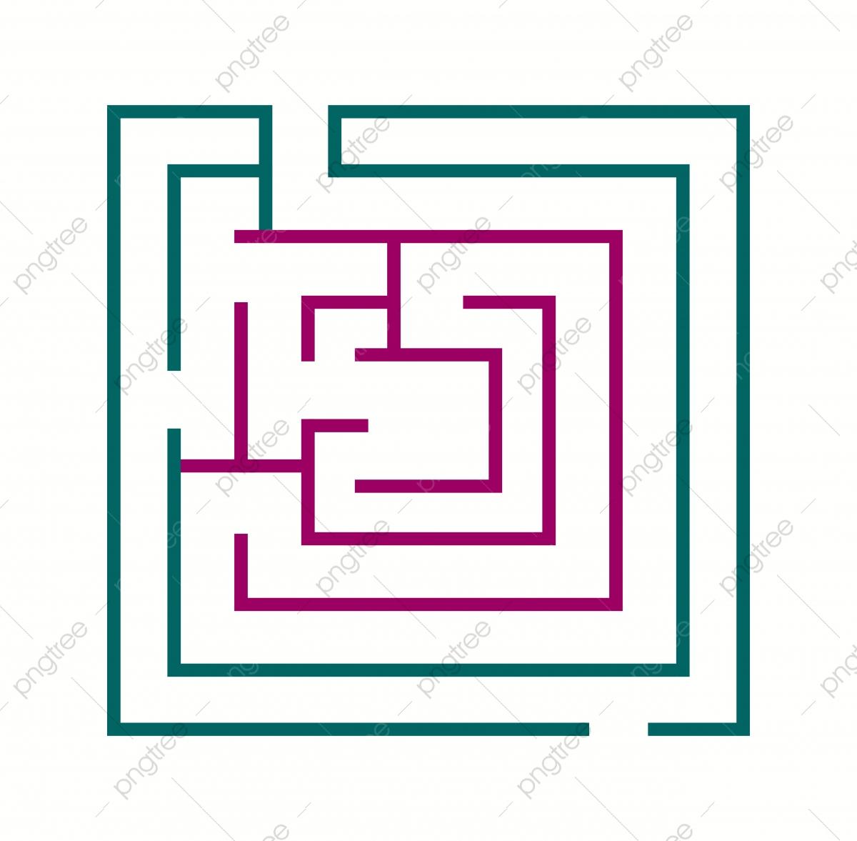 Labyrinthe Png, Vecteurs, Psd Et Icônes Pour Téléchargement tout Jeux De Labyrinthe Gratuit