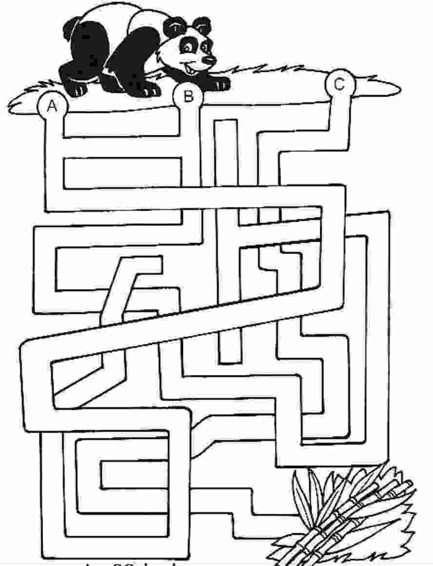 Labyrinthes #108 (Éducatifs) – Coloriages À Imprimer concernant Labyrinthes À Imprimer