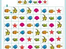 L'activité Du Mercredi : La Suite Logique De L'océan | Jeux à Jeux De Logique Enfant