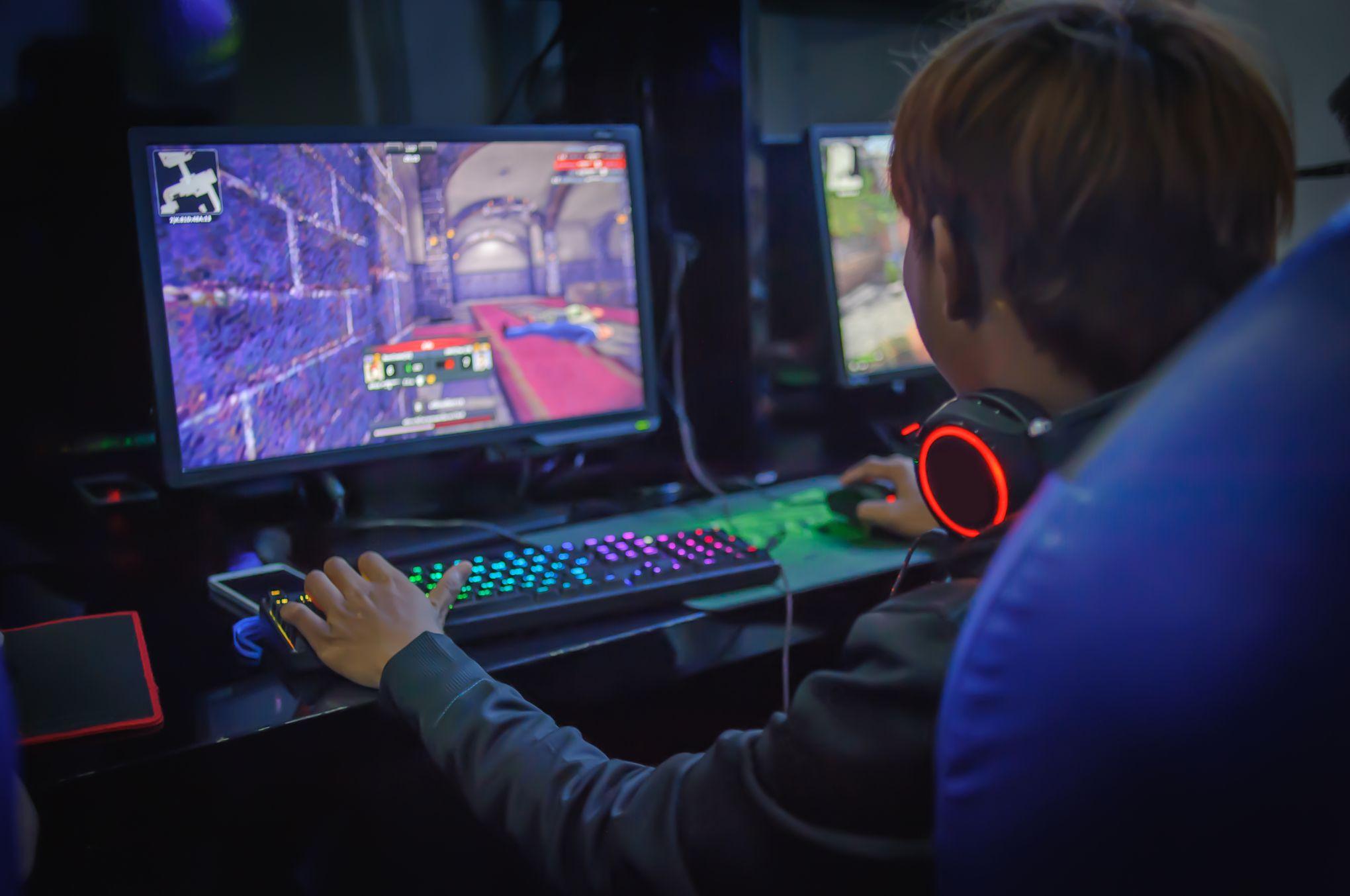 L'addiction Aux Jeux Vidéo Est Désormais Reconnue Comme Une serapportantà Jeux Video Enfant 5 Ans