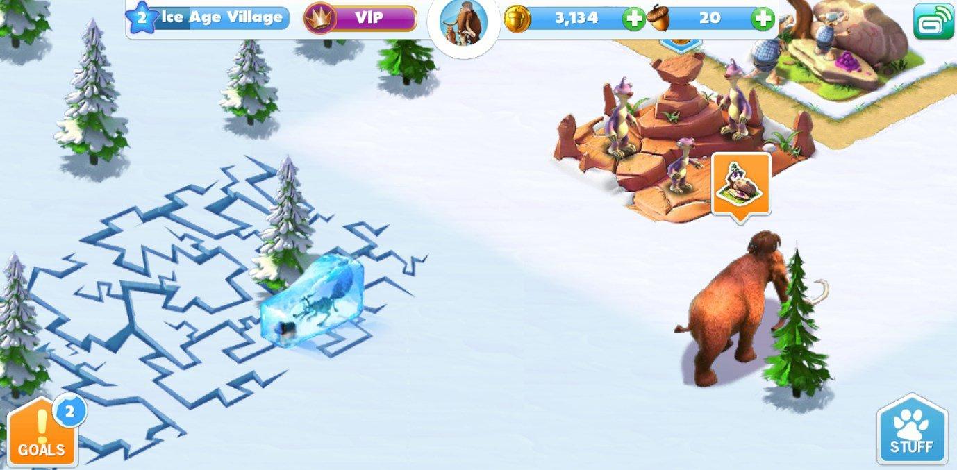 L'âge De Glace : Le Village 3.6.0F - Télécharger Pour pour Jeux Gratuit De Village