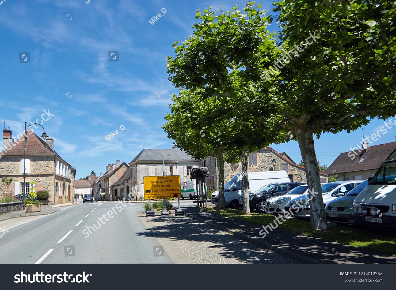 Lanouaille Dordogne Department Nouvelleaquitaine Region pour Region De France 2018
