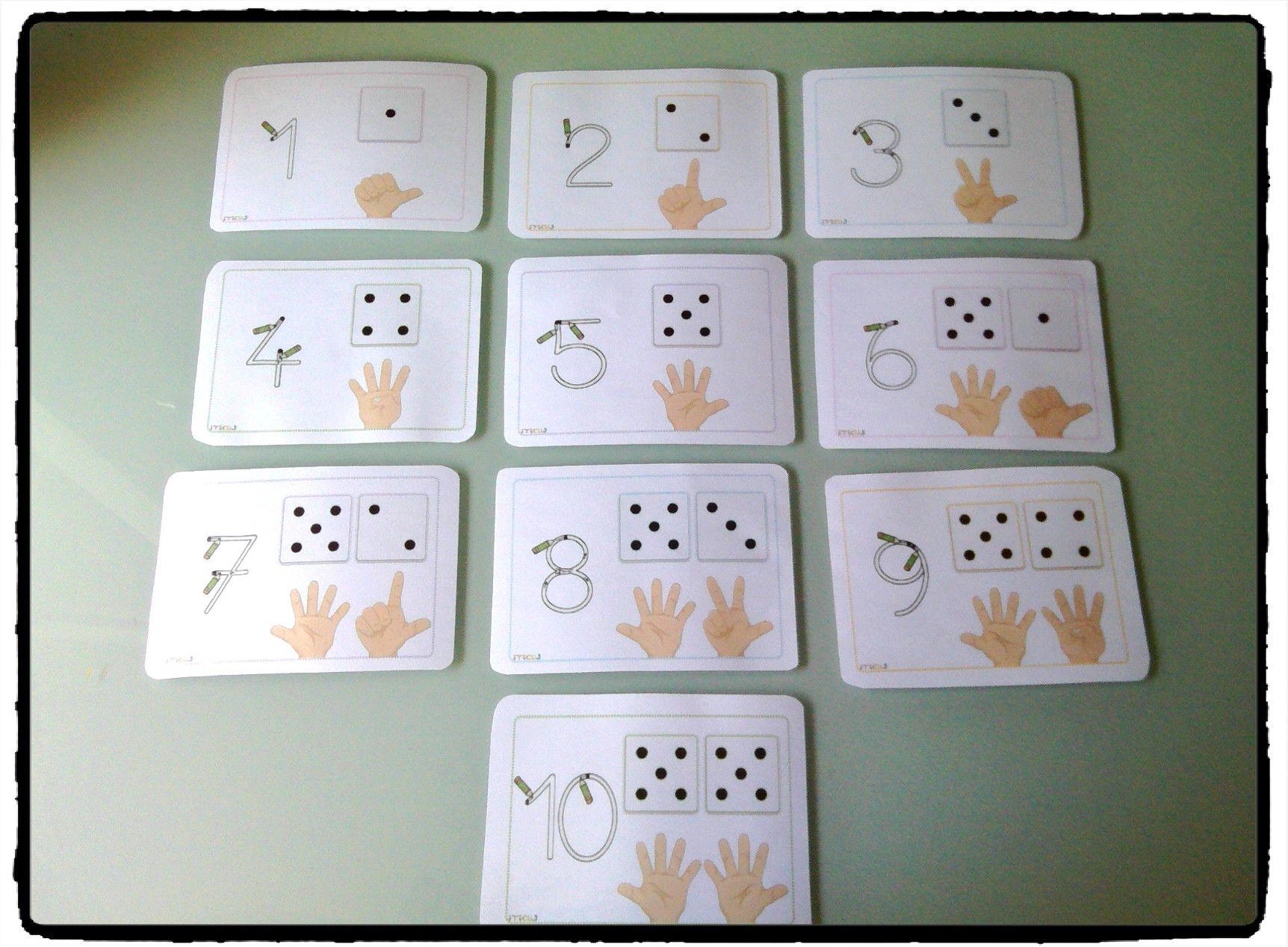 L'apprentissage Des Nombres -   L'apprentissage Des Nombres serapportantà Jeux Apprentissage Maternelle