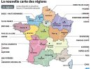 L'assemblée Nationale Adopte En Seconde Lecture La Réforme avec 13 Régions Françaises