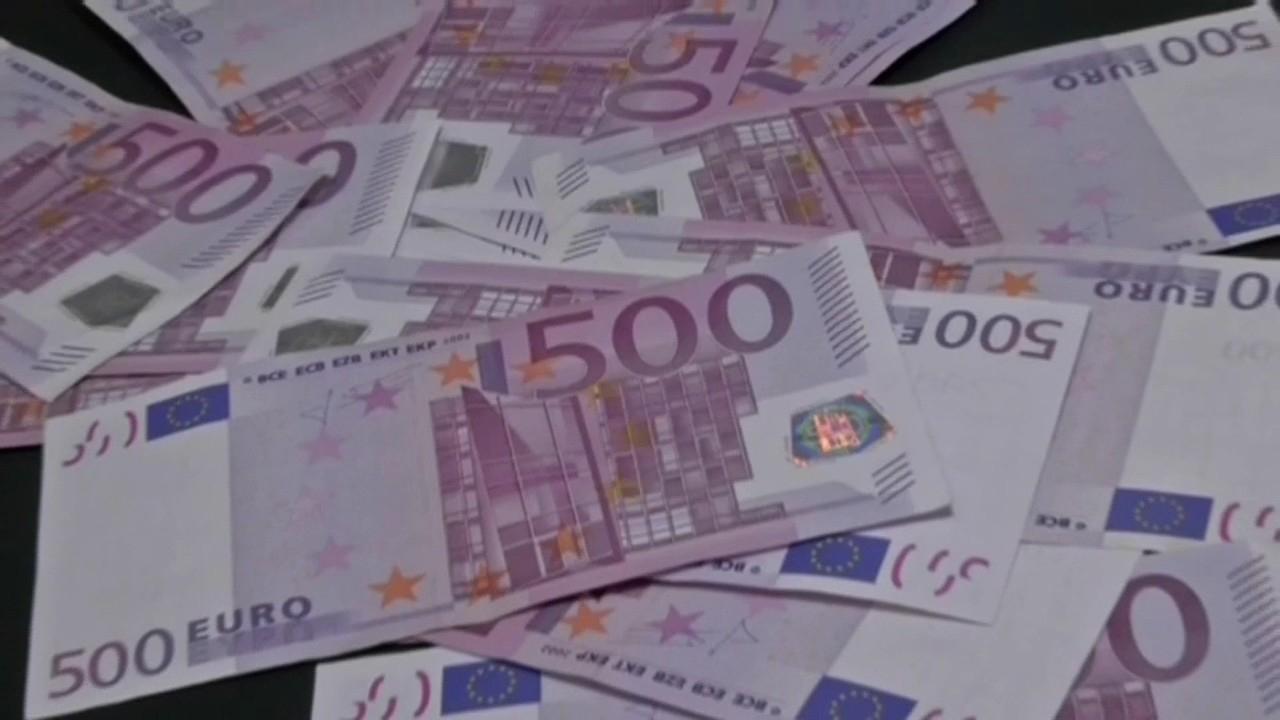 Le Billet De 500€ Vit Ses Dernières Heures Et Il Ne Manquera Pas À Grand  Monde destiné Billet De 5 Euros À Imprimer
