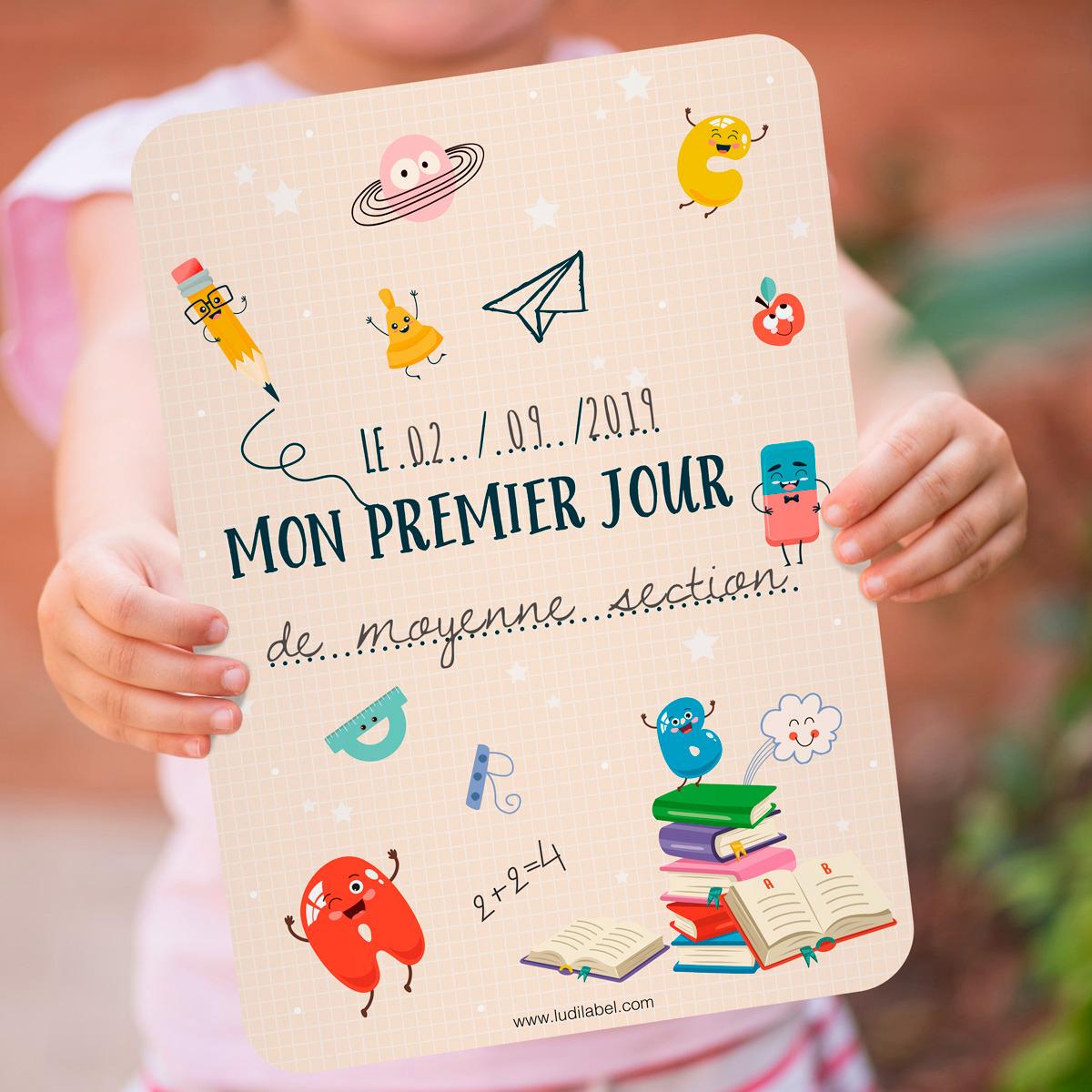 Le Blog De Ludilabel — Une Mini Affiche À Imprimer Pour La concernant Creche A Imprimer