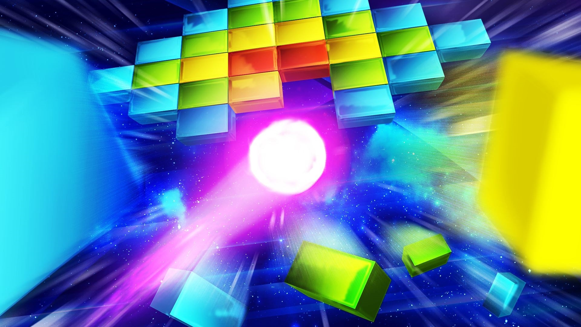 Le Casse-Brique Coloré Brick Breaker Disponible Sur Xbox One dedans Casse Brick