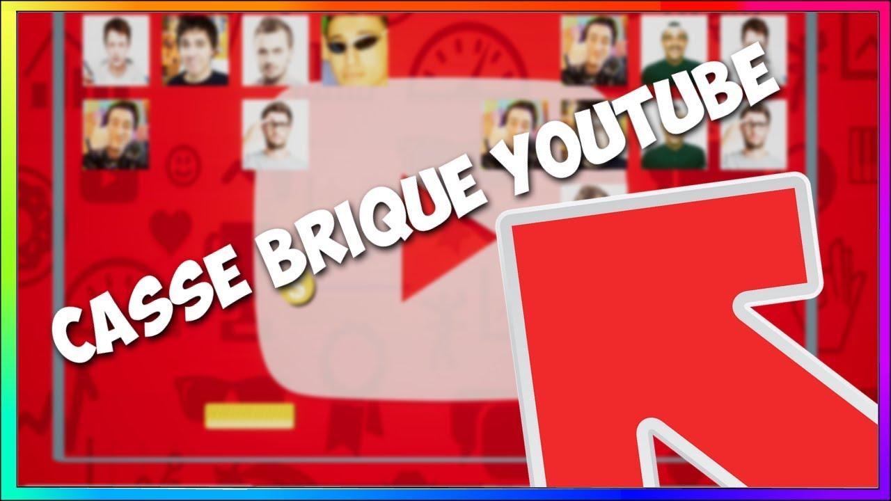 Le Casse Brique  (Gameplay 3 Jeux En 1 Vidéo Nico) dedans Jeu Casse Brique