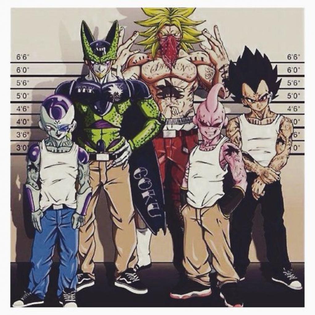 Le Cercle Des Sérievores : Petite Référence Au Film The concernant Dessin Animé De Dragon Ball Z