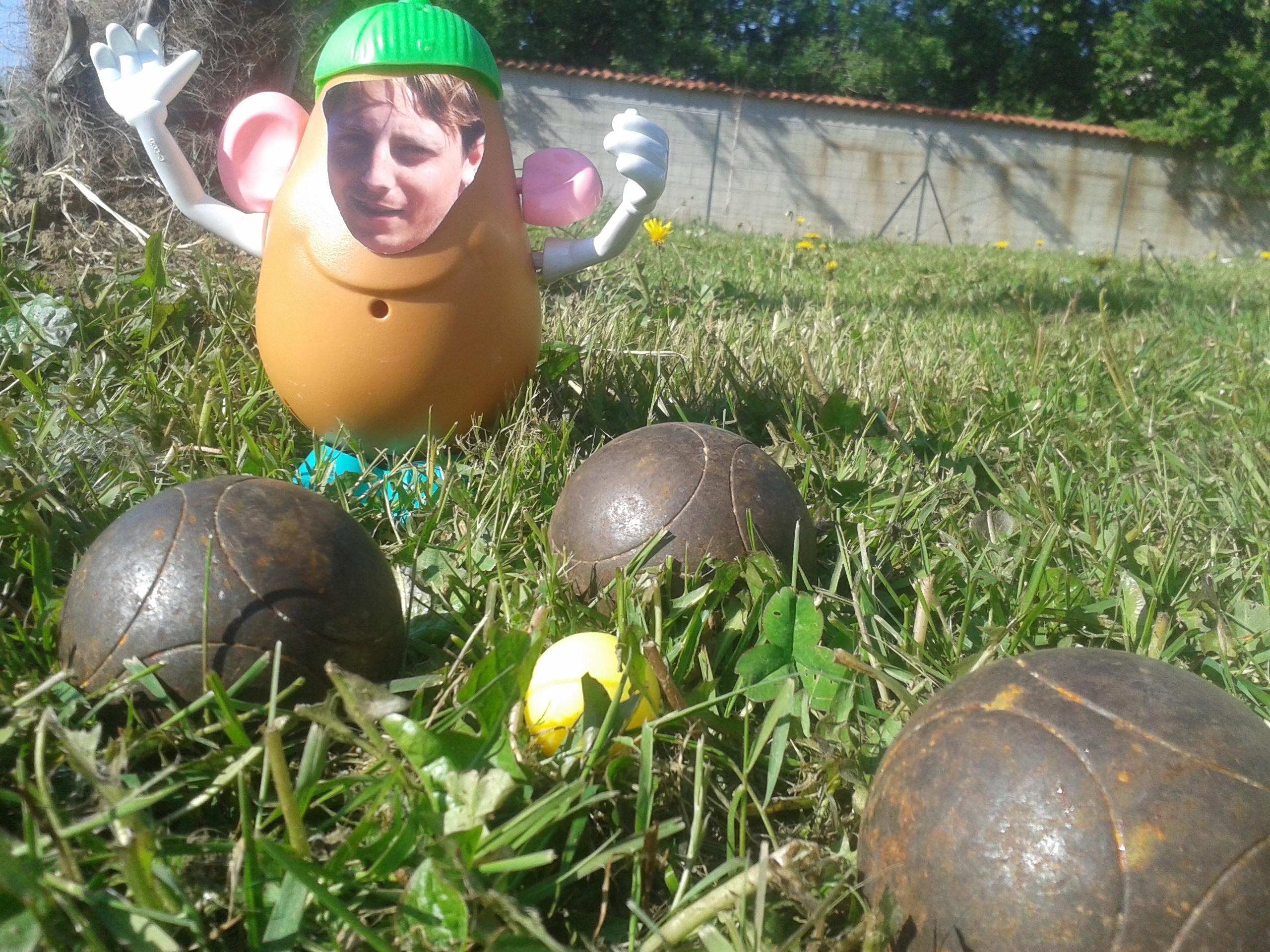 Le Coin Jeu : Monsieur Patate - Nos Vies De Mamans à Coloriage Mr Patate