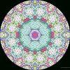 Le Coloriage Anti Stress Pour Adulte En Ligne – Dessin De tout Mandala À Colorier Adulte