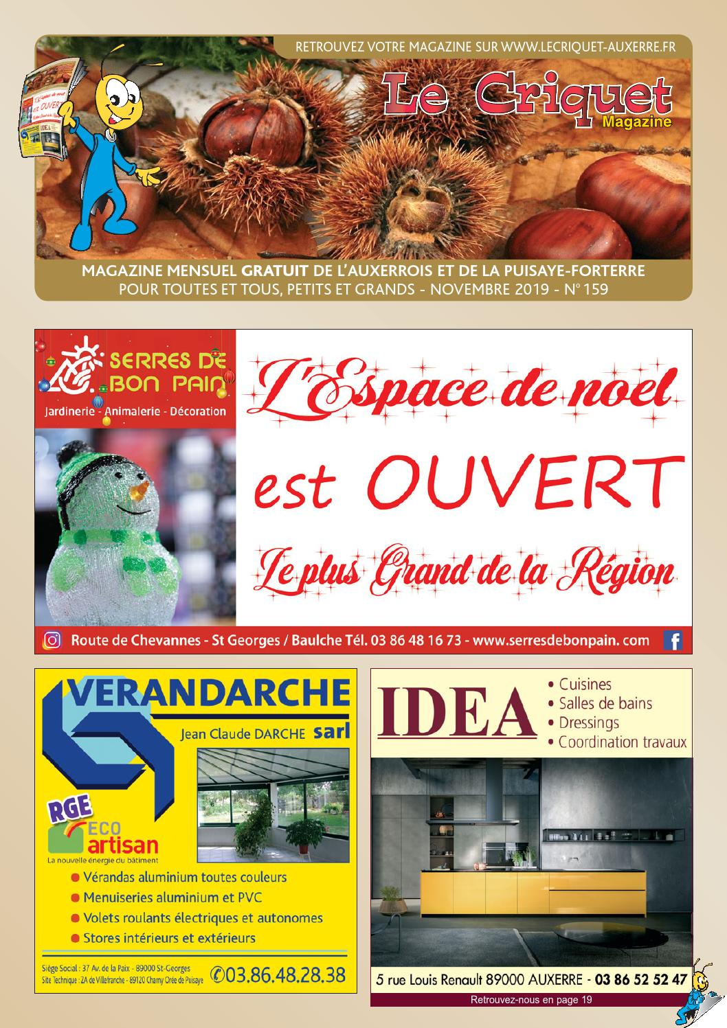 Le Criquet Magazine, Novembre 2019 By Proxilog - Issuu dedans Casse Brique Gratuit En Ligne