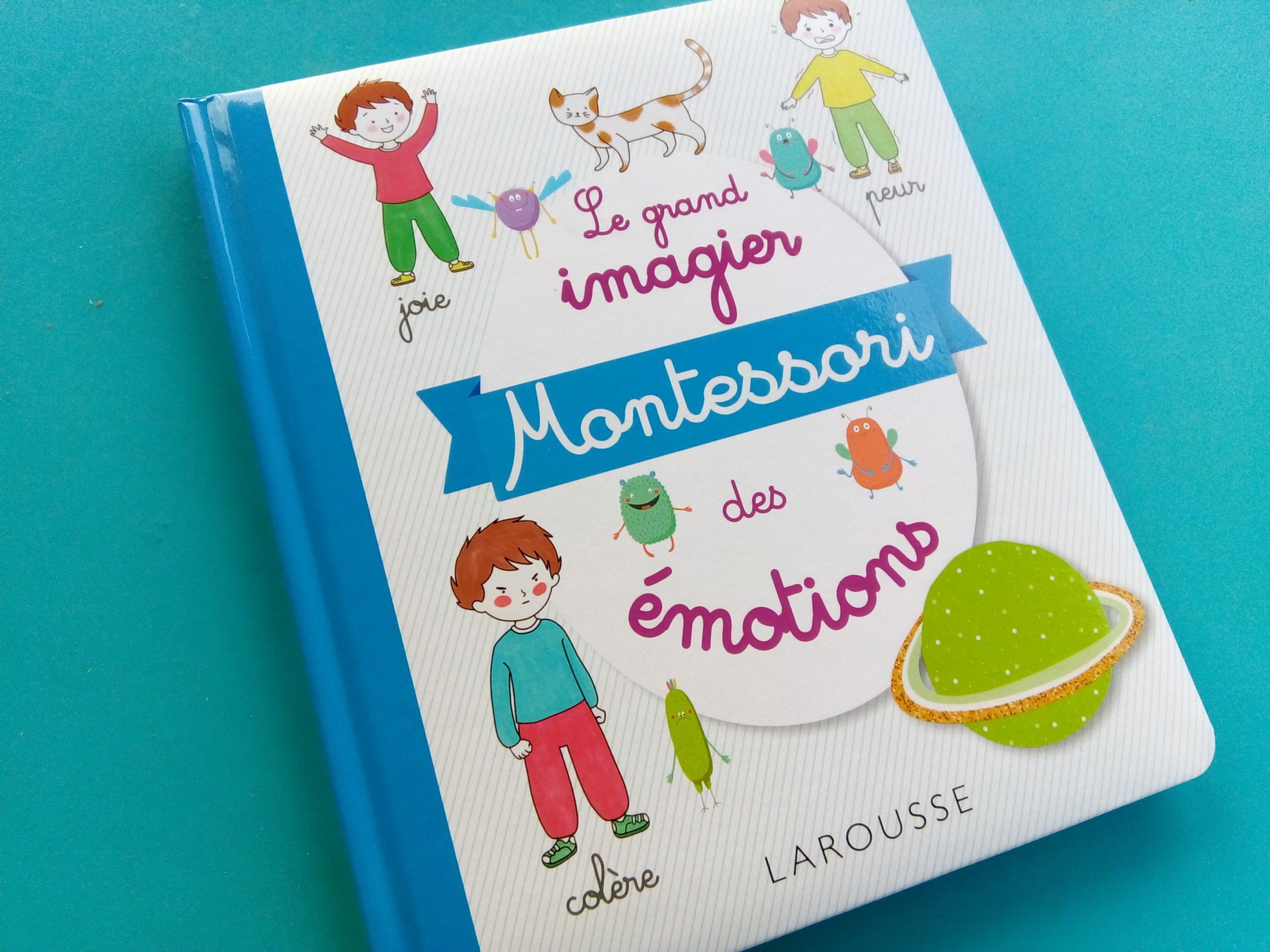 Le Grand Imagier Des Émotions : Des Outils Pour Les Enfants à Imagier Bébé En Ligne