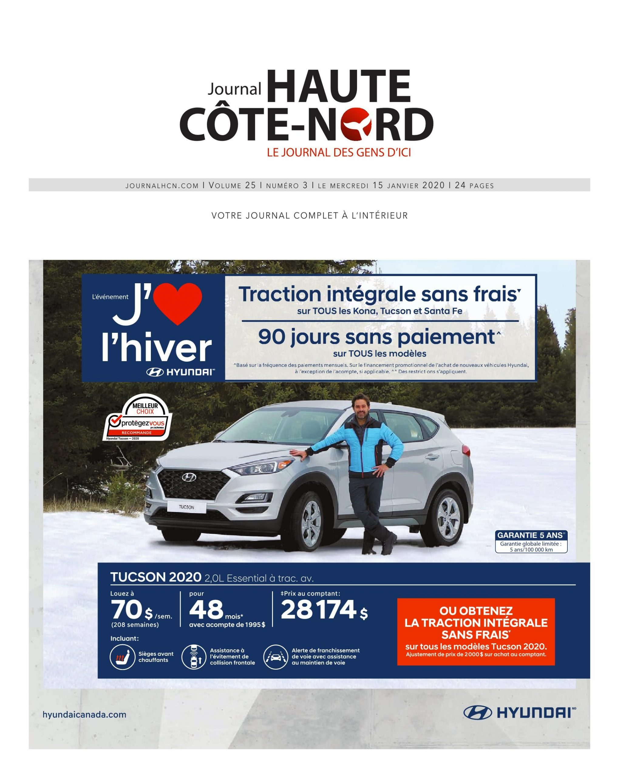 Le Haute-Côte-Nord 15 Janvier 2020 Pages 1 - 24 - Text encequiconcerne Sudoku Gratuit Enfant