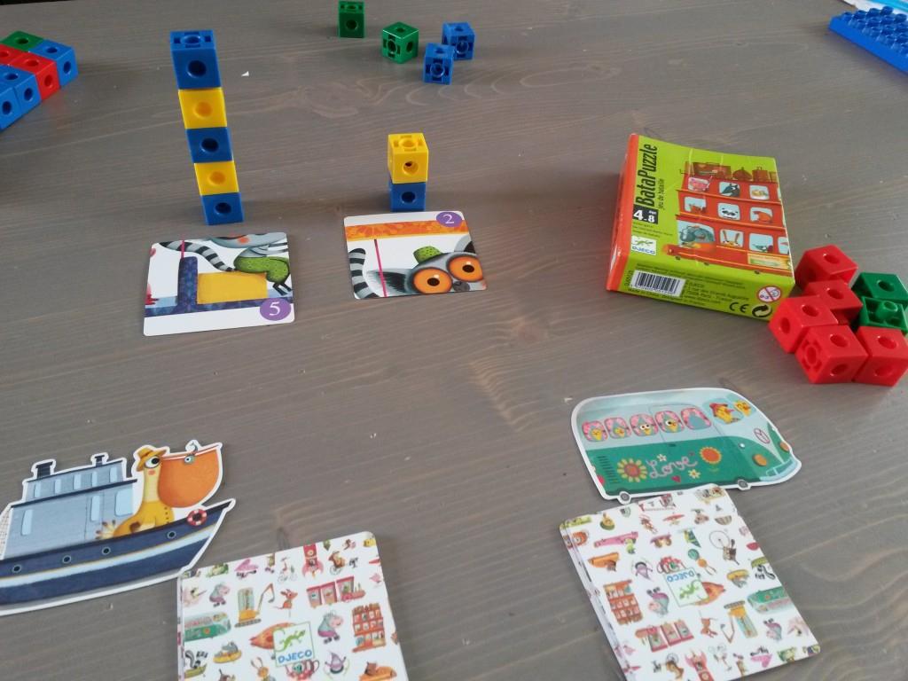 Le Jeu Batapuzzle : Une Bataille De Nombres Et D'images avec Jeux Apprentissage Maternelle
