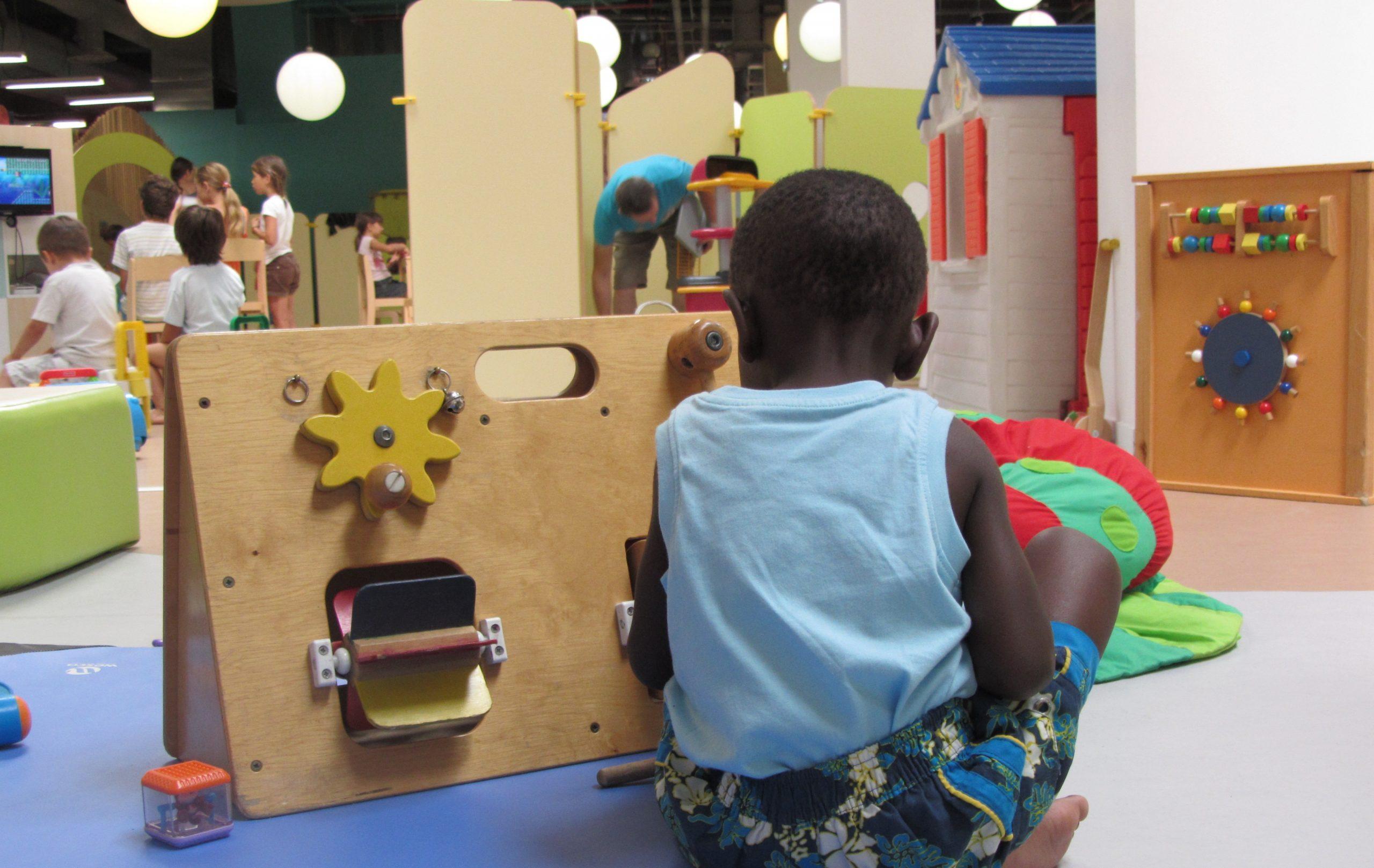 Le Jeu Chez L'enfant De Moins De 3 Ans à Jeux Enfant De 3 Ans
