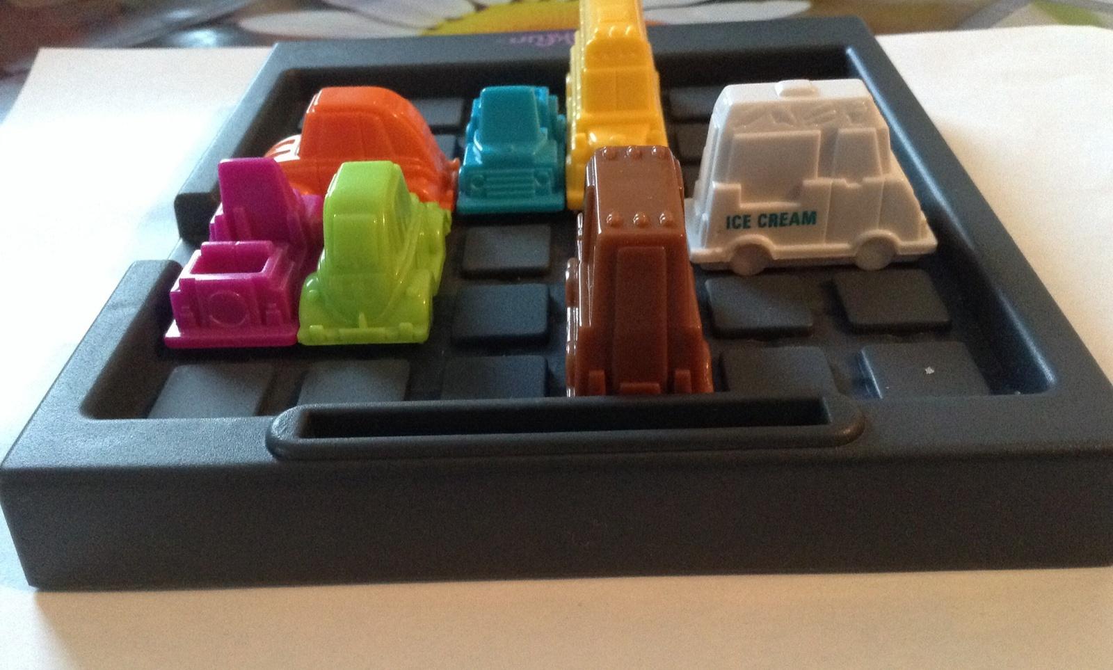 Le Jeu Des Embouteillages (Avec Un Enfant De 5 Ans), Le Jeu pour Jeux Enfant De 5 Ans