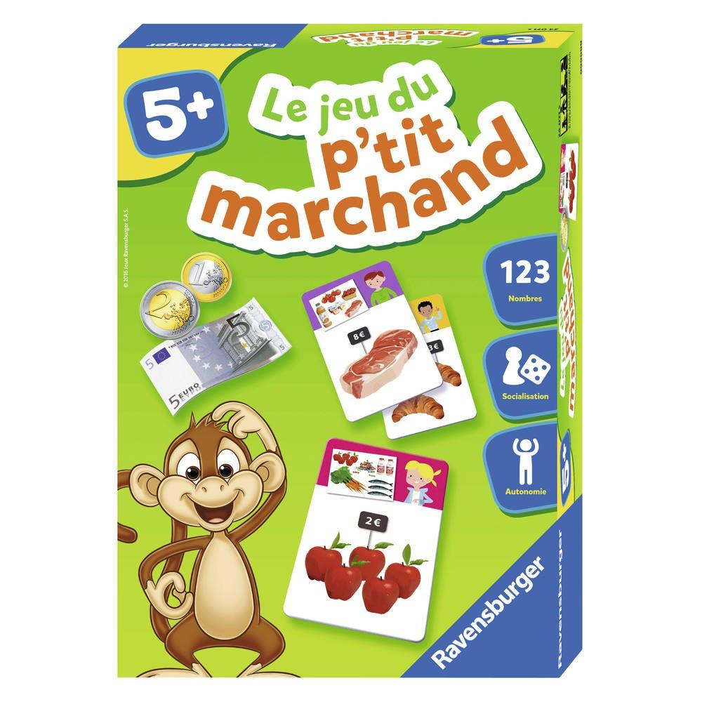 Le Jeu Du P'tit Marchand encequiconcerne Jeux Educatif Petite Section