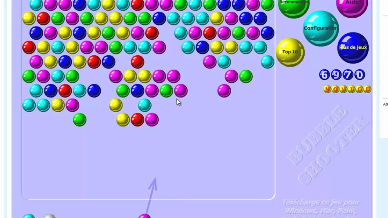 Le Jeu Le Plus Connu Au Monde | Bubble Shooter !!! #20 tout Jeux De Bulles Gratuit