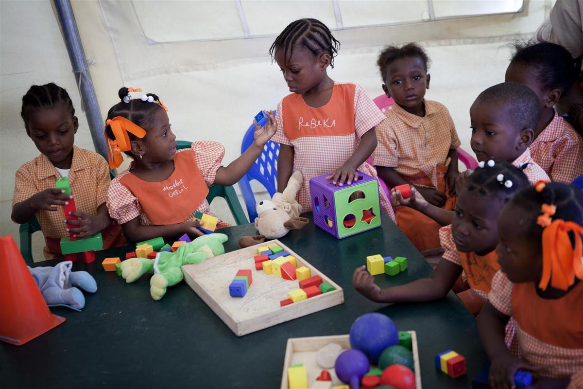 Le Jeu : L'expérience Dont Ont Besoin Les Enfants Pour pour Jeux Africains Pour Enfants