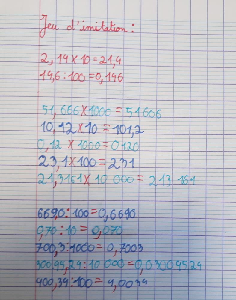 Le Journal Du Nombre Au Cycle 3 encequiconcerne Jeux Avec Des Nombres