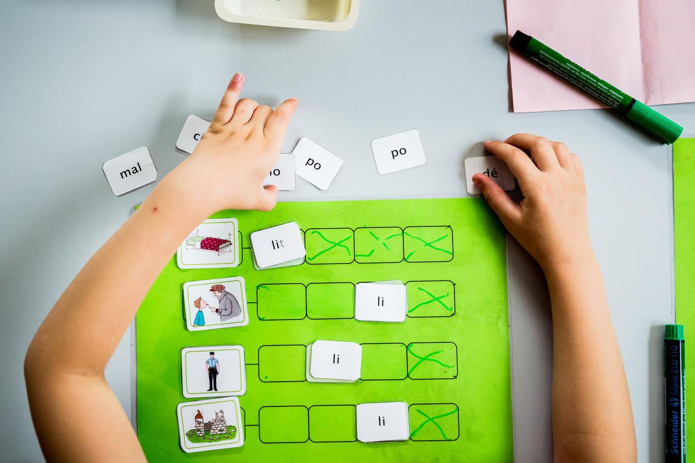 Le Langage Des Petits, Grande Priorité De La Maternelle concernant Jeux Gratuit Maternelle Petite Section