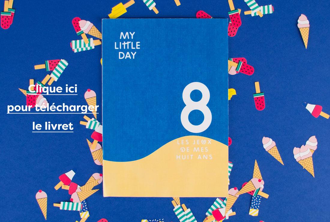 Le Livret De Jeux Des 8 Ans - My Little Day - Le Blog pour Jeux Gratuit Pour Garçon 5 Ans