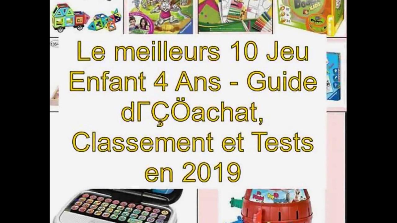 Le Meilleurs 10 Jeu Enfant 4 Ans – Guide D'achat, Classement serapportantà Jeux Gratuit 4 Ans