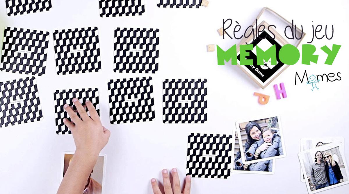 Le Mémory : Règles Du Jeu - Momes pour Jeux De Memory Pour Enfants