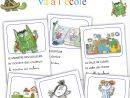 Le Monstre Des Couleurs Va À L'école : Imagier – Mc En encequiconcerne Cahier De Vacances Maternelle À Imprimer
