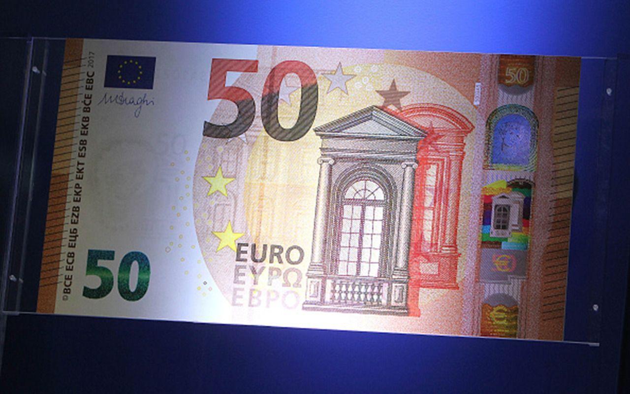 Le Nouveau Billet De 50 Euros Dévoilé serapportantà Billet De 50 Euros À Imprimer