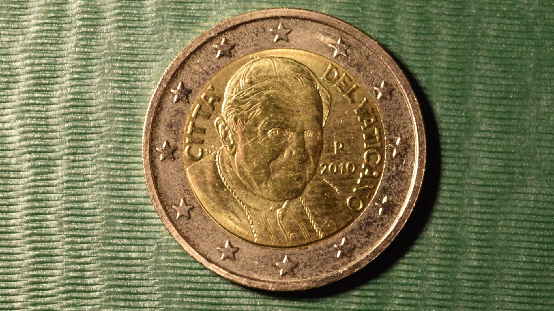 Le Pape François Ne Veut Plus Que Son Effigie Figure Sur Les pour Pièces Euros À Imprimer
