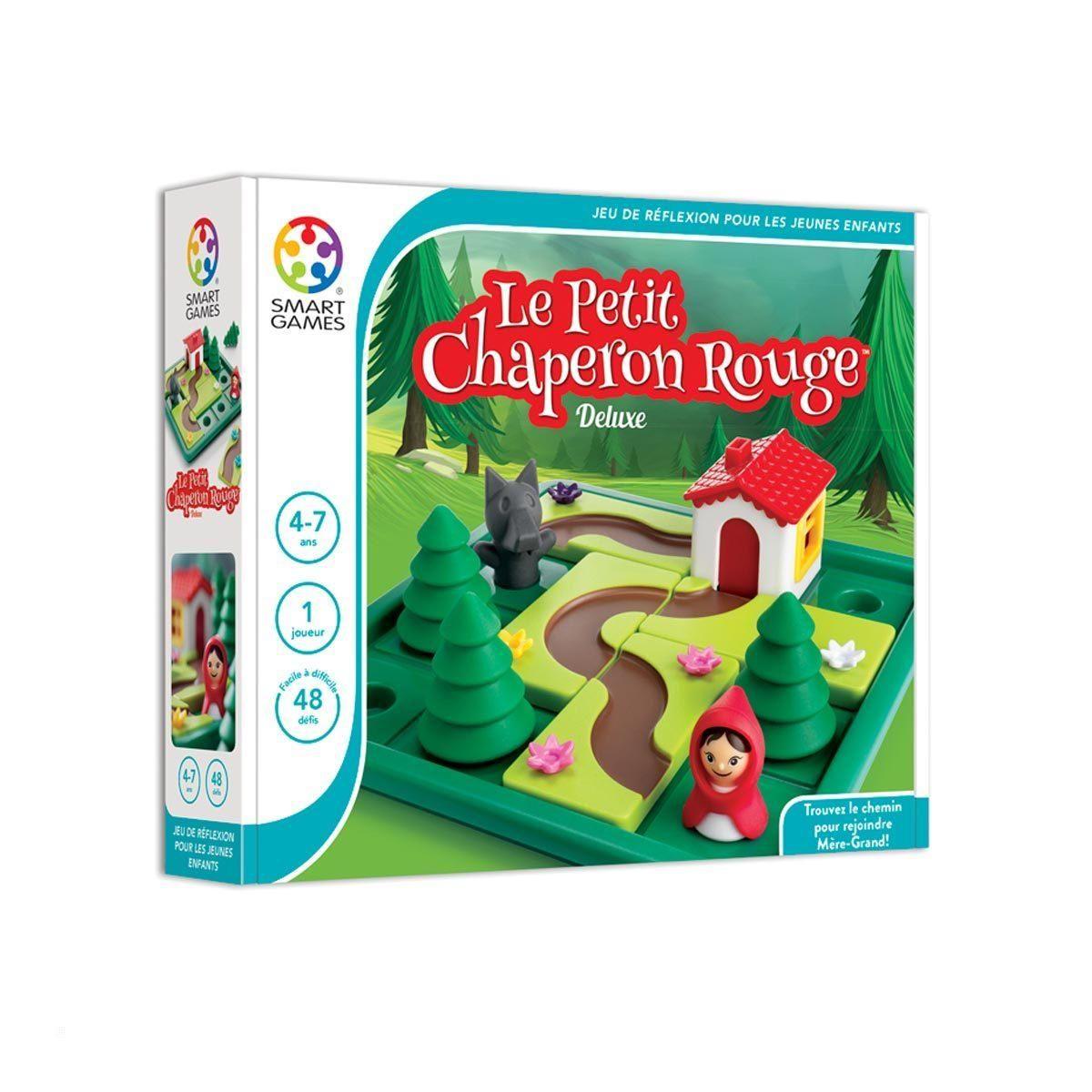 Le Petit Chaperon Rouge - Jeux De Société Et Puzzles - La encequiconcerne Petit Jeu Maternelle