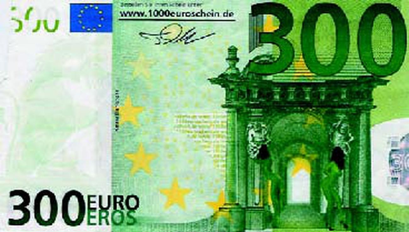 Le Risque De Fausse Monnaie | Pour La Science tout Billet De 100 Euros À Imprimer