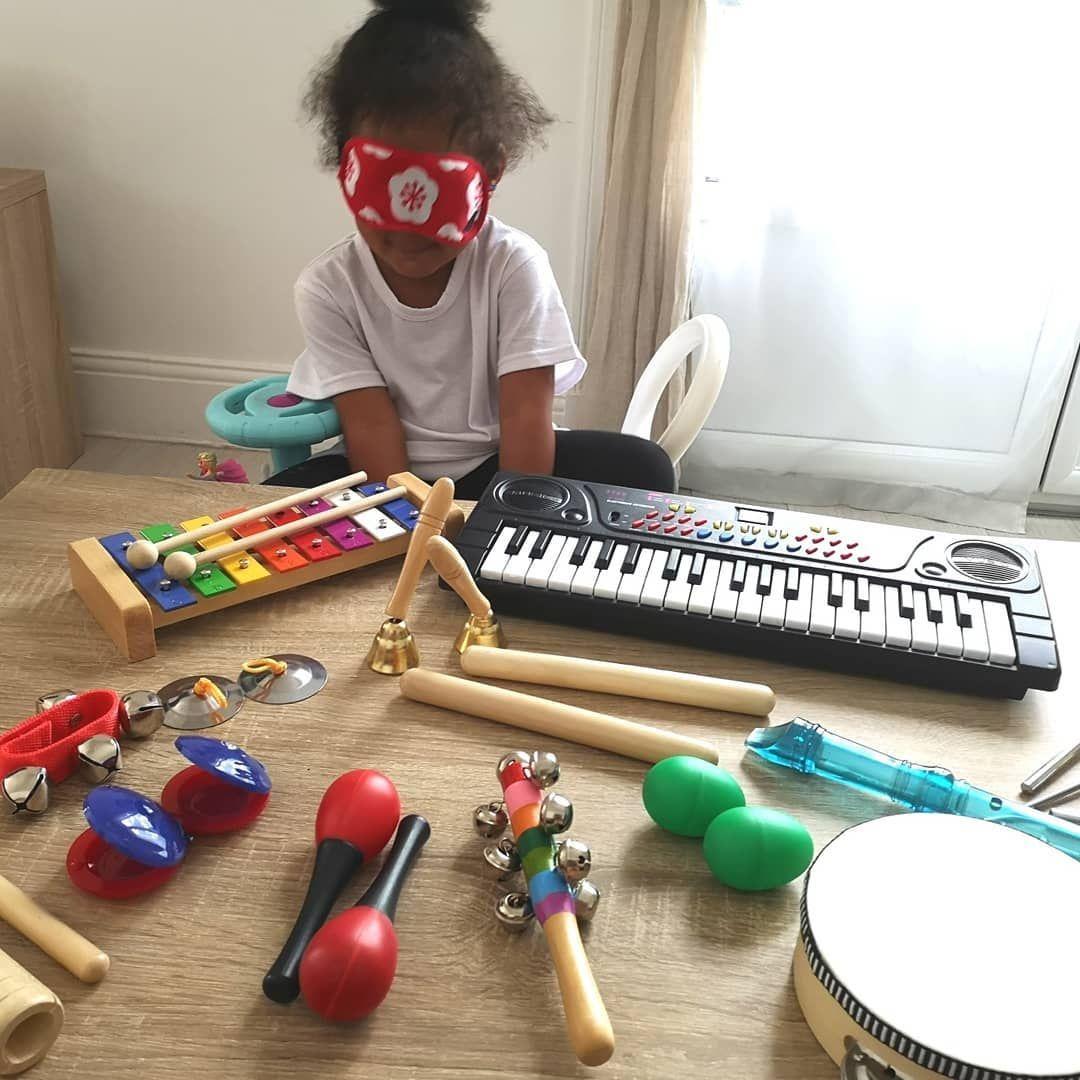 Le Son Des Instruments De Musique 🥁🎹 . Un Petit Jeu De concernant Jeu Des Instruments De Musique