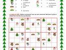 Le Sudoku De Noël - Français Fle Fiches Pedagogiques encequiconcerne Jeu Le Sudoku