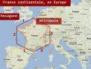 Le Territoire Français: La France D'aujourd'hui - Métropole Et Outre-Mer destiné Apprendre Les Régions De France
