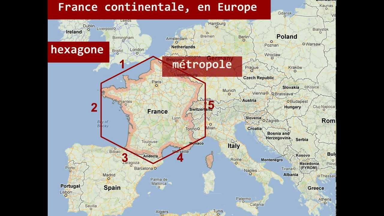 Le Territoire Français: La France D'aujourd'hui - Métropole Et Outre-Mer destiné Carte France D Outre Mer