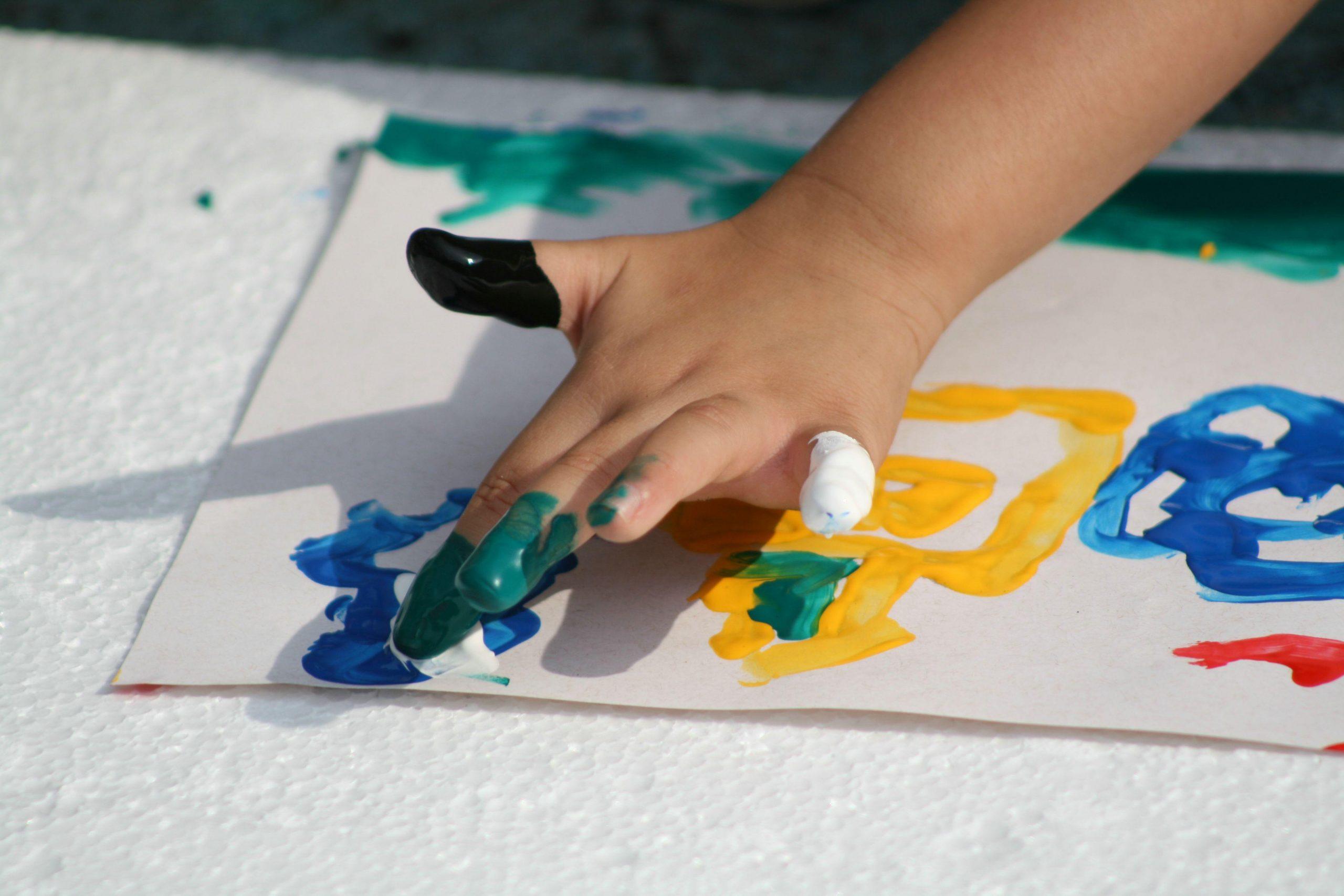 Le Top 10 Des Activités Manuelles Pour Les Enfants dedans Activité Manuelle Enfant 4 Ans