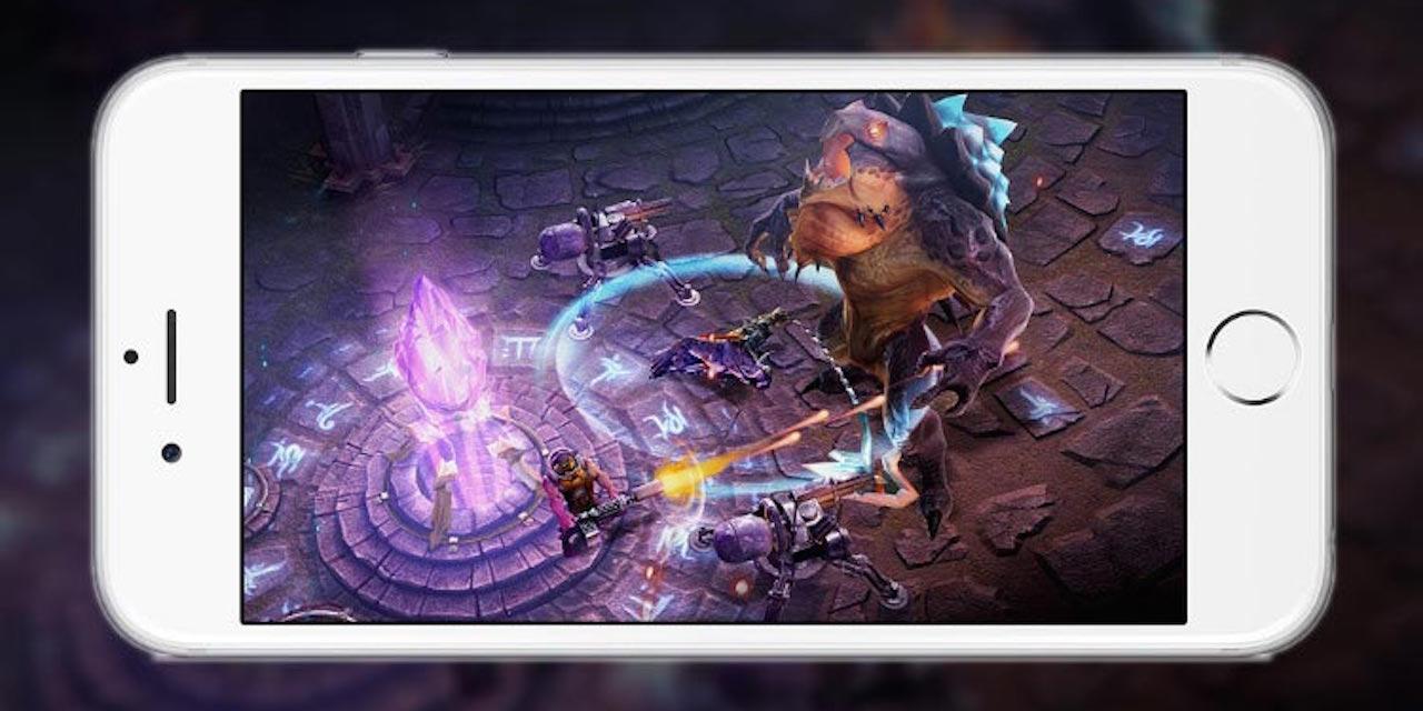 Le Top 10 Des Jeux Gratuits Pour Android Et Iphone avec Jeux Facile Pour Petit Gratuit