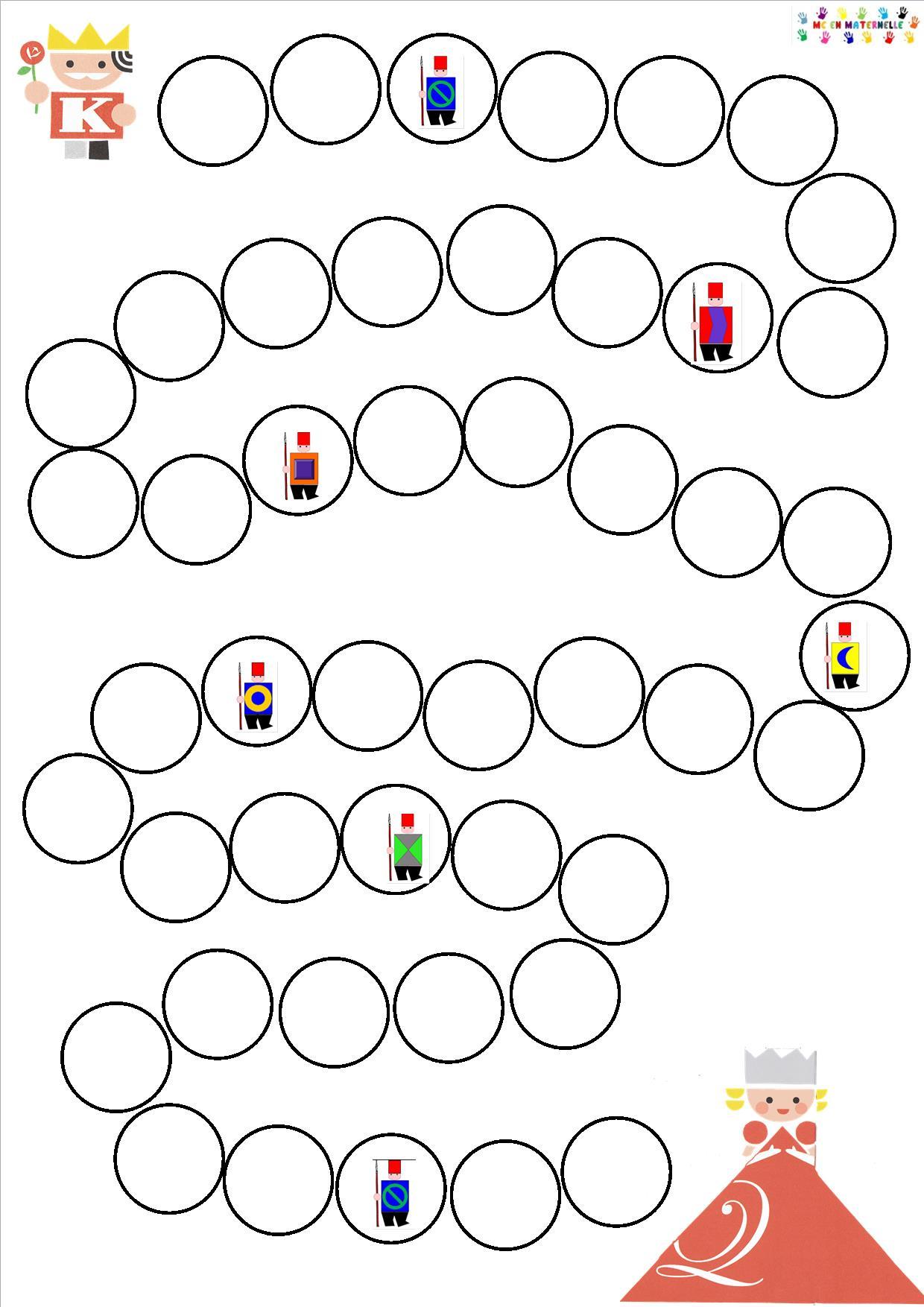Le Tout Petit Roi : Jeu Mathématiques – Mc En Maternelle à Jeux Pour Tout Petit