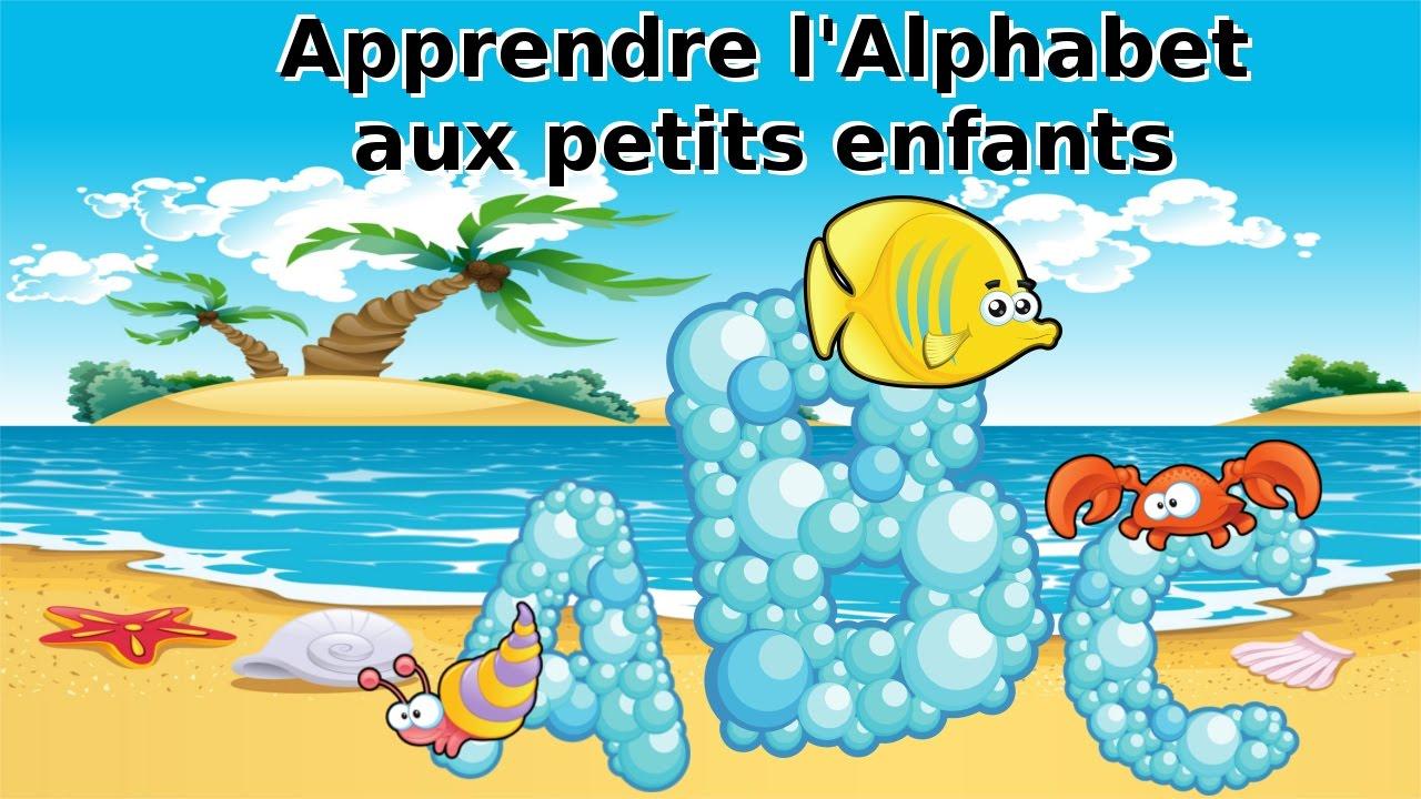 Learning French For Kids - Apprendre L'alphabet Français En S'amusant Aux  Petits Enfants tout Apprendre Alphabet Francais