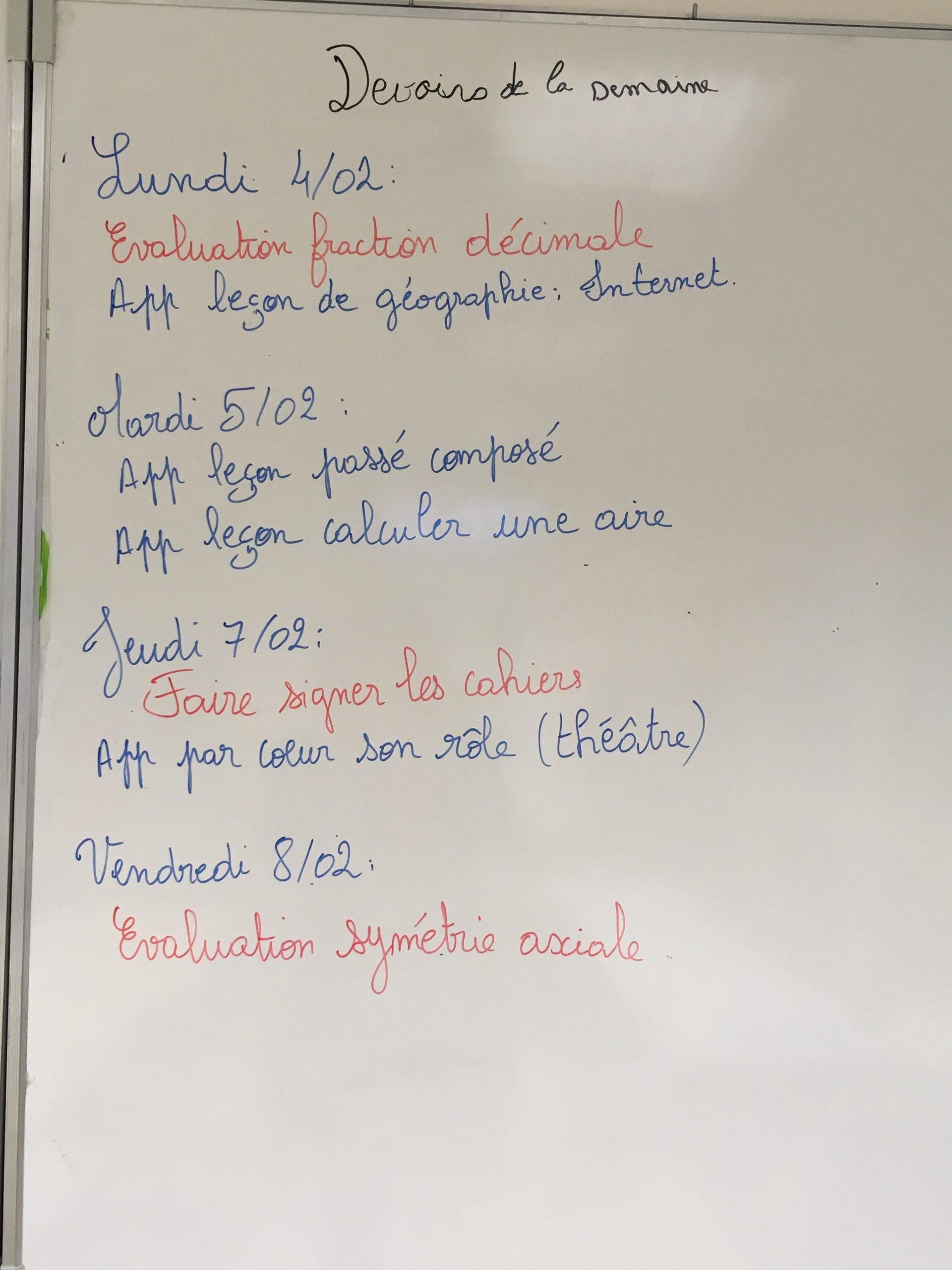 Lecons Cm1/cm2 | Ecole Victor Hugo – L'habit destiné Symétrie Cm1 Évaluation
