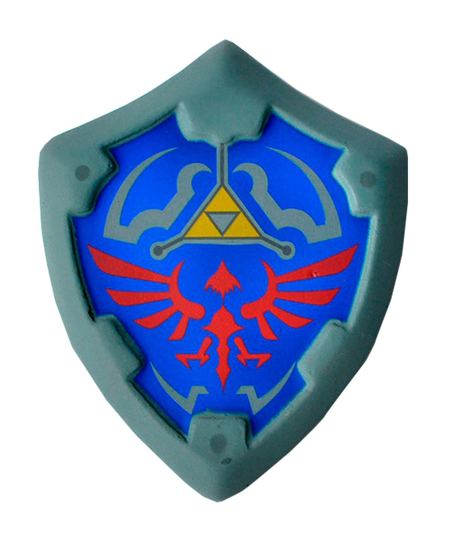 Legend Of Zelda, The - Bouclier Anti-Stress destiné Jeux De Anti Stress