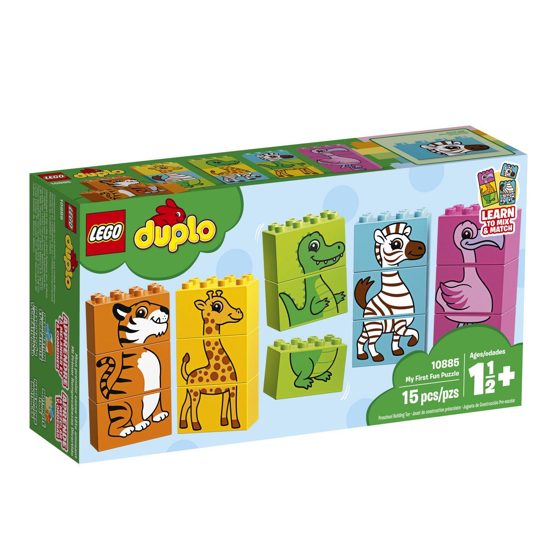 Lego Duplo Mon Premier Casse-Tête Amusant 10885 pour Casse Brique Enfant