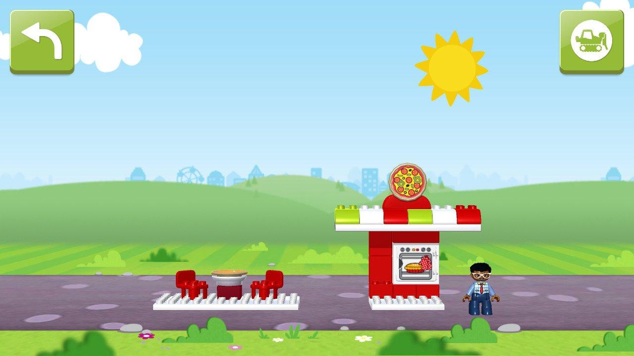 Lego Duplo Town 2.8.1 - Télécharger Pour Android Apk serapportantà Jeux Gratuit Enfant De 3 Ans