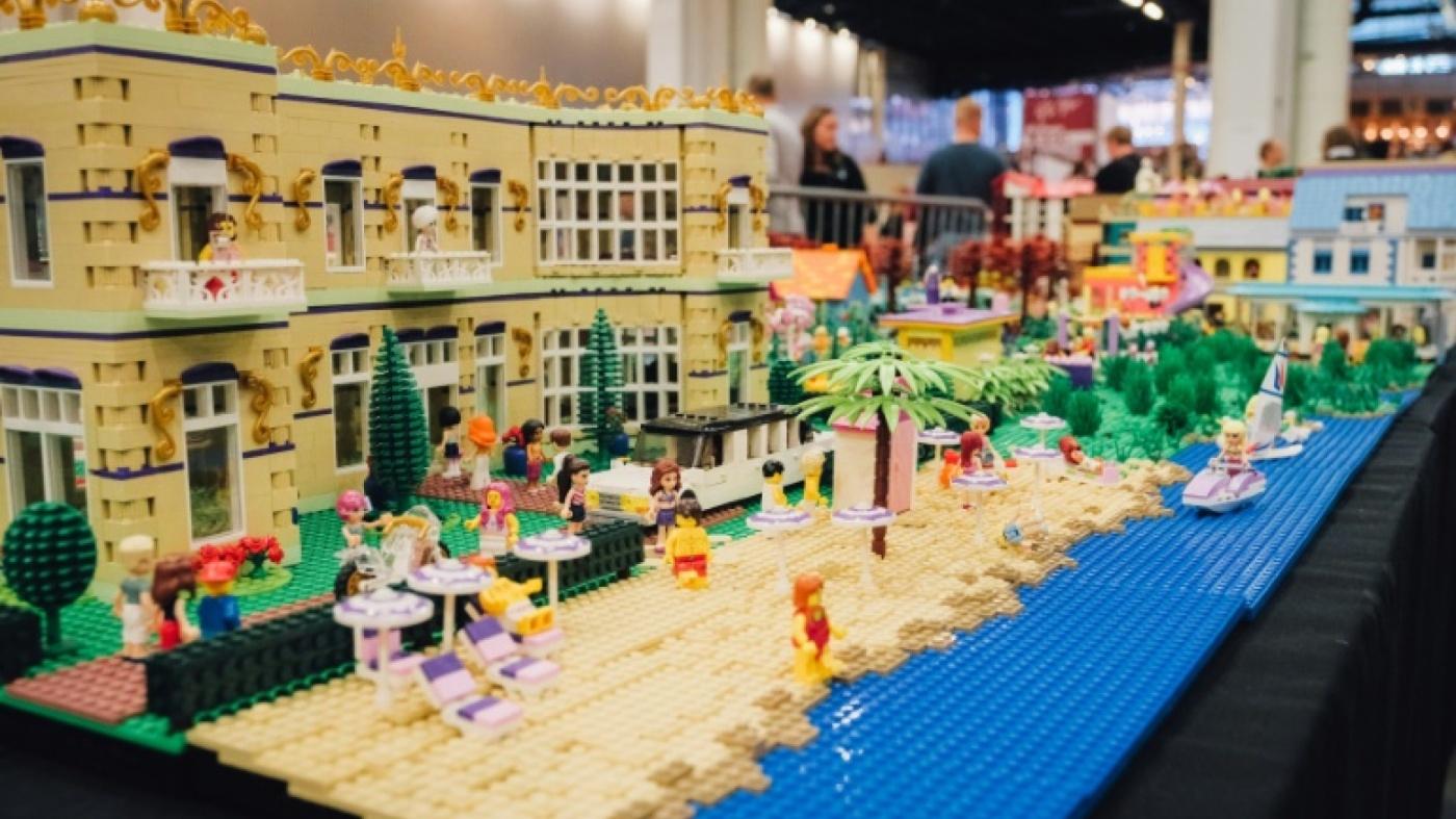 Lego, Le Roi De La Brique En Plastique, Se Veut Pionnier Vert avec Jeu De Brique Gratuit