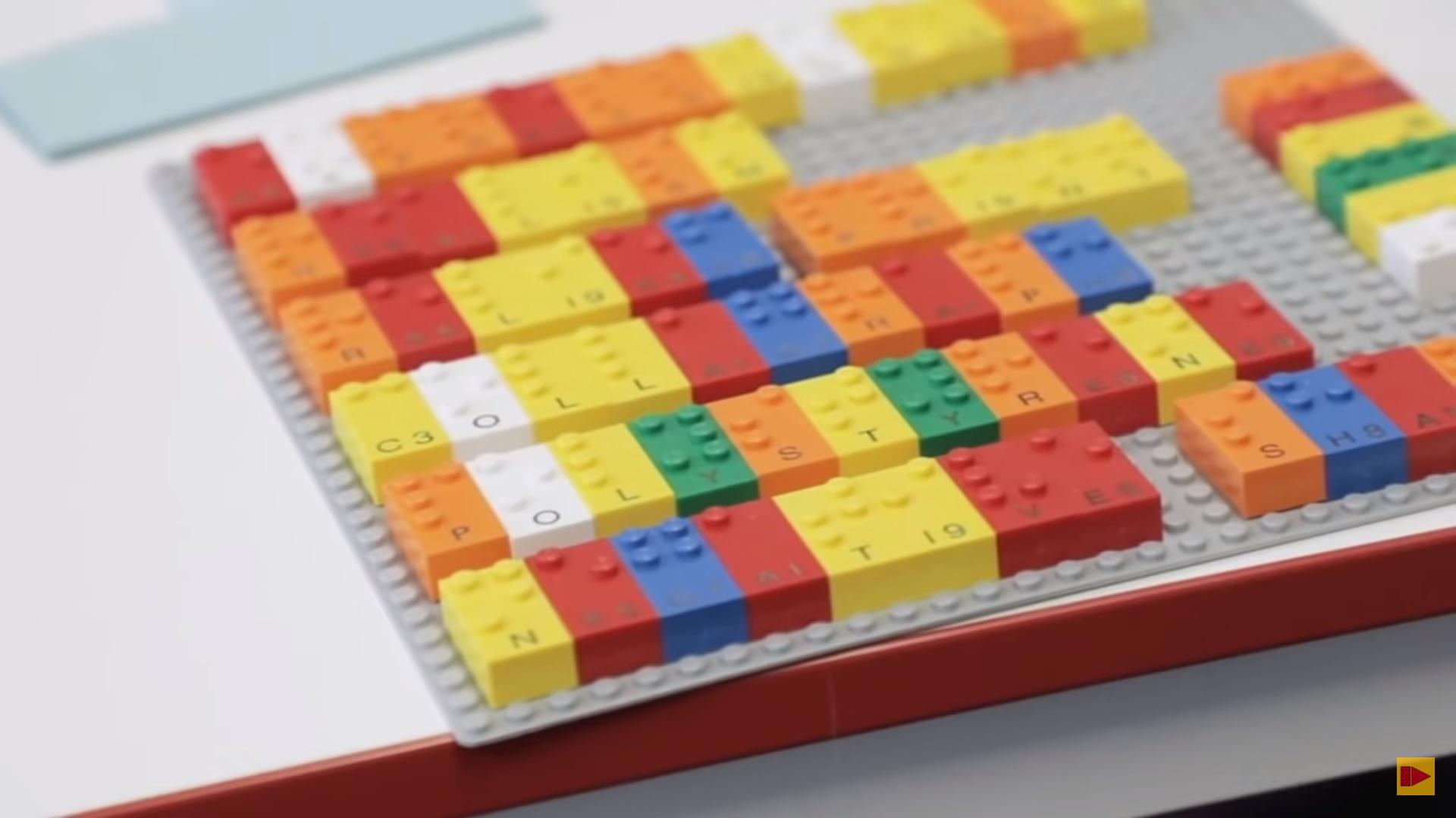 Lego Va Proposer De Nouvelles Briques Pour Apprendre Le serapportantà Jeu De Brique Gratuit