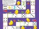 L'enfant De Logique Apprennent La Fiche De Travail destiné Jeux De Logique Enfant